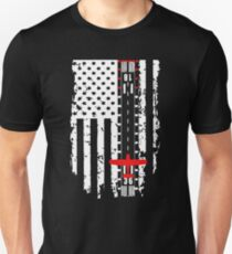 Aviation Runway Flag T-Shirt