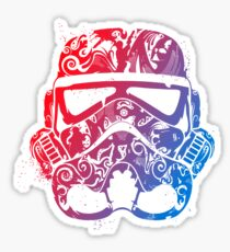 Metaphysical trooper Sticker