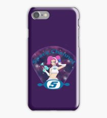 Space Channel 5 iPhone Case/Skin