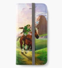 Zelda! iPhone Wallet/Case/Skin