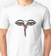 ~?~ Buddha eyes ~?~ Unisex T-Shirt