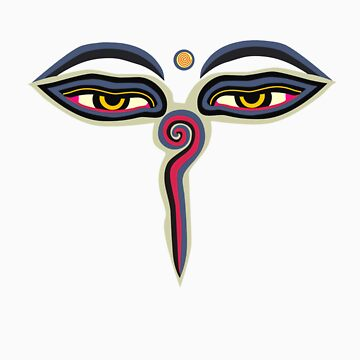 ~?~ Buddha eyes ~?~ by zeevat