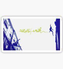 Elliott Smith Sticker