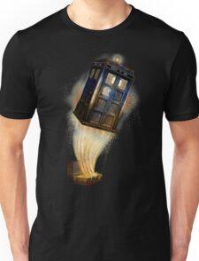 More Bigger on the Inside Bag  Unisex T-Shirt
