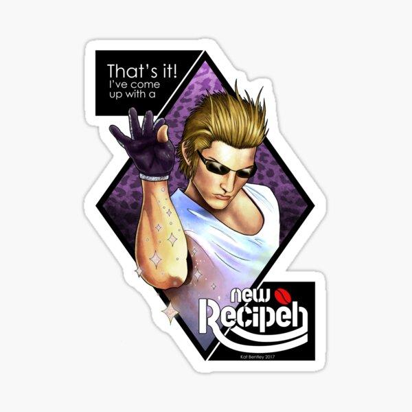 Ignis, New Recipeh! Sticker