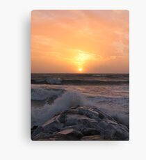 Mother Nature Showing Off! Canvas Print