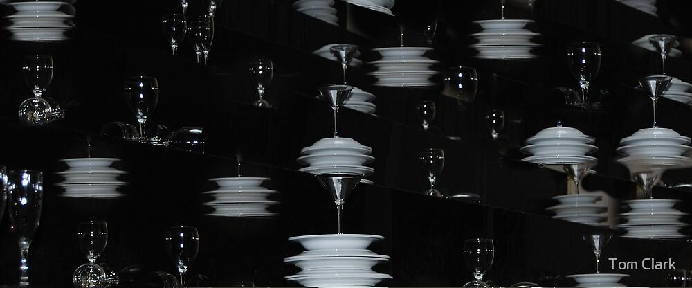 dinner table by Tom Clark