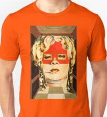 Salvador Dali Mae West Surrealist Famous Paintings T-Shirt