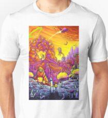 Rick and Mortys' World Unisex T-Shirt