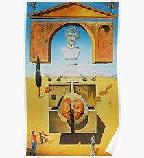 Salvador Dali Atomicus Surrealist Famous Painters Poster Poster