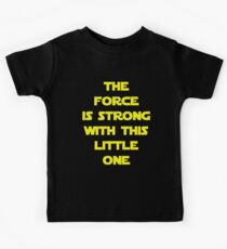 The Force Kids Tee