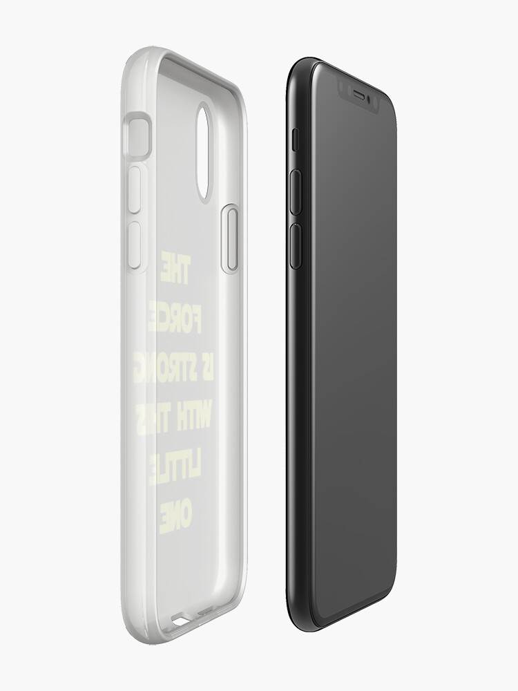 Alternative Ansicht von Die Kraft iPhone-Hülle & Cover