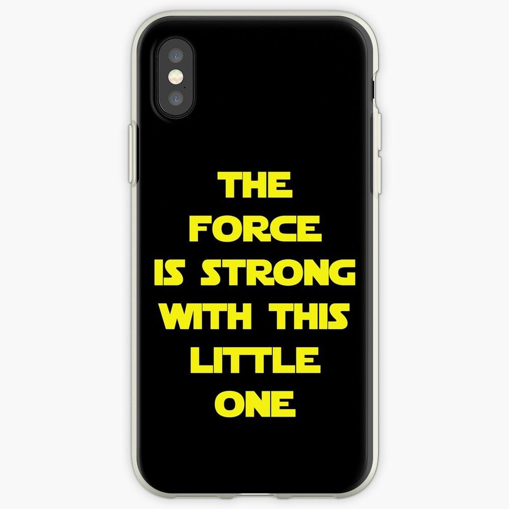 Die Kraft iPhone-Hülle & Cover