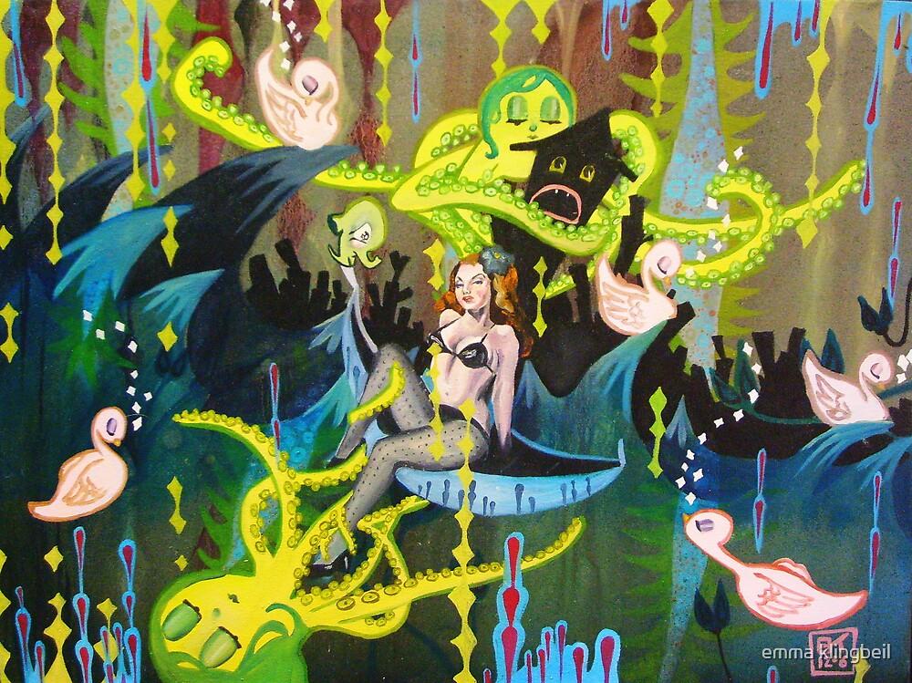 Vixen's Nightmare by emma klingbeil