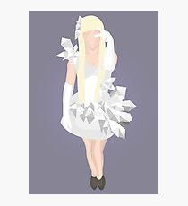 I Want The Fame Photographic Print