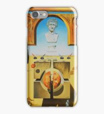 Salvador Dali Atomicus Surrealist Famous Painters Poster iPhone Case/Skin