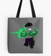 Green Death  Tote Bag