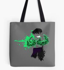 Green Death  Tote Bag
