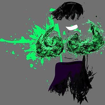 Green Death  by meichi