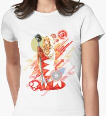 Final Fantasy Tactics - White Mage  Women's Fitted T-Shirt