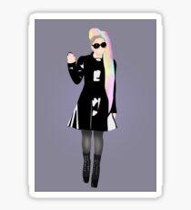 I Was Born This Way. Sticker