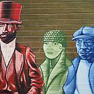 street art, Pennsylvania by SUBI