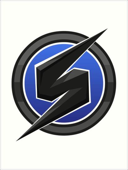 """""""Metroid Prime Dark Samus Logo Vektor"""" Kunstdrucke von ..."""