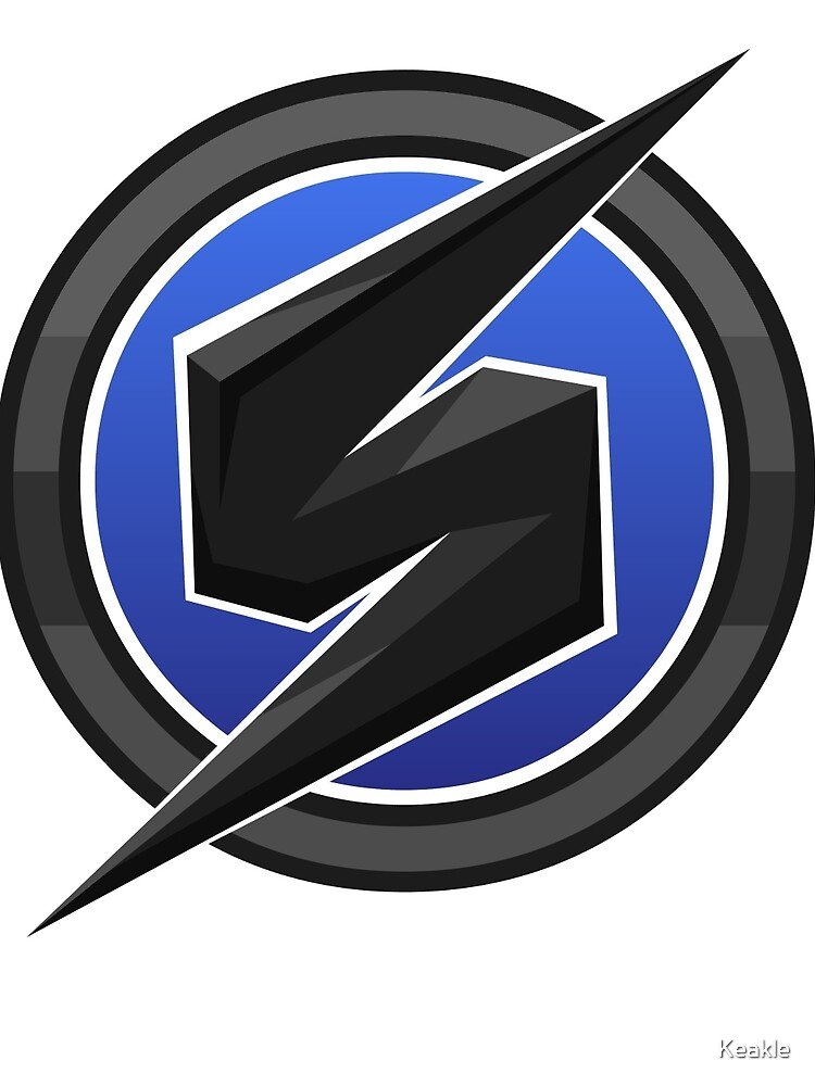 """Metroid Prime Dark Samus Logo Vector"" Drawstring Bag by ..."