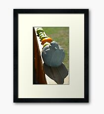 Tomatoes for Babies Framed Print
