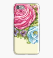 bouquet of pink rose iPhone Case/Skin