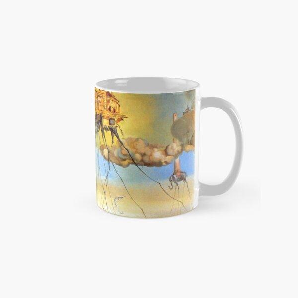 Salvador Dali Tentation of St.Anthony Surréalisme Peintres célèbres Mug classique