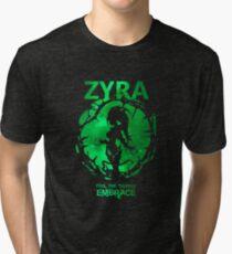 Zyra Tri-blend T-Shirt