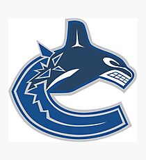 Vancouver Canucks Photographic Print