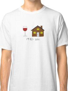 Amy Winehouse Tribute: 1983 - 2011 Classic T-Shirt