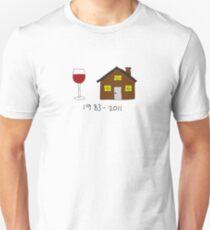 Amy Winehouse Tribute: 1983 - 2011 T-Shirt