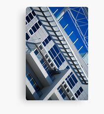 Architectural Abstact Canvas Print