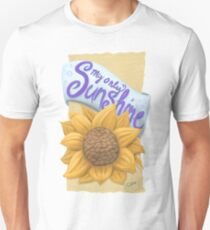My Only Sunshine Slim Fit T-Shirt