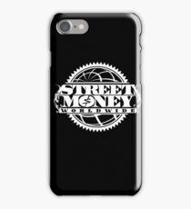$ Street Money World Wide Black iPhone Case/Skin