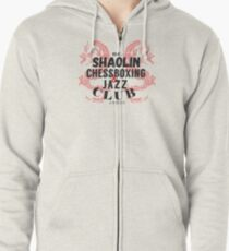 Shaolin ChessBoxing and Jazz Club Zipped Hoodie