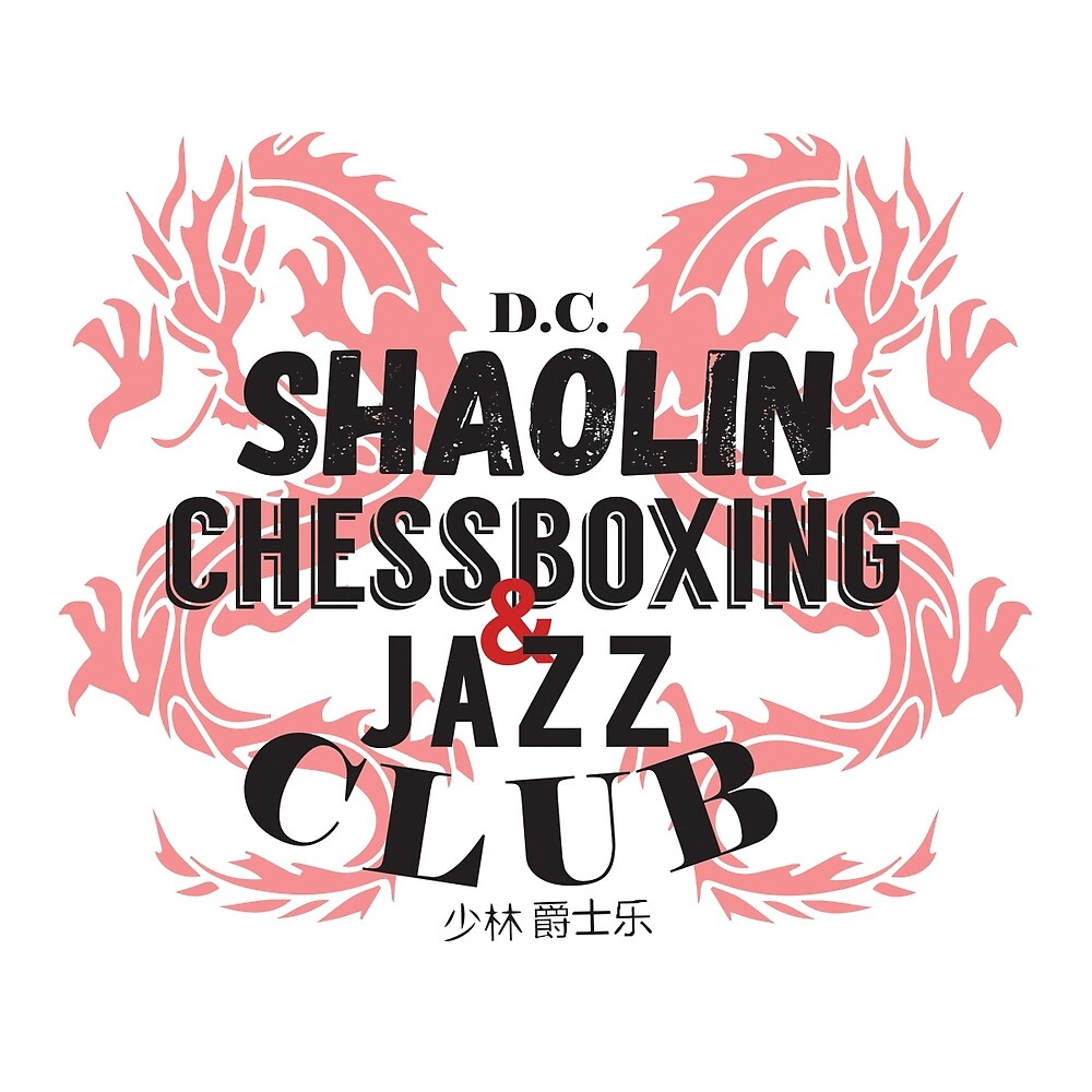 Shaolin ChessBoxing and Jazz Club by SHAOLIN JAZZ