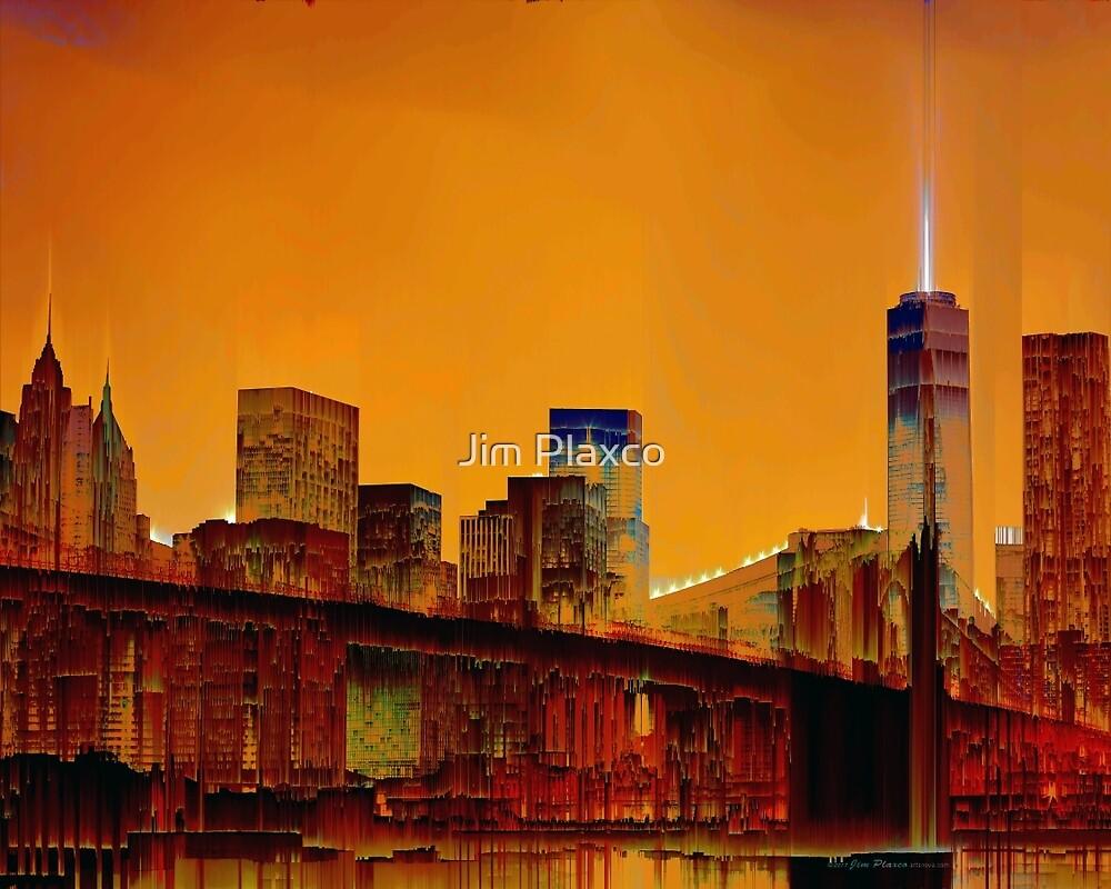 Brooklyn Bridge New York City by Jim Plaxco