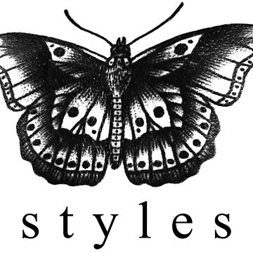 Butterfly Styles Picture by katehunsa2017