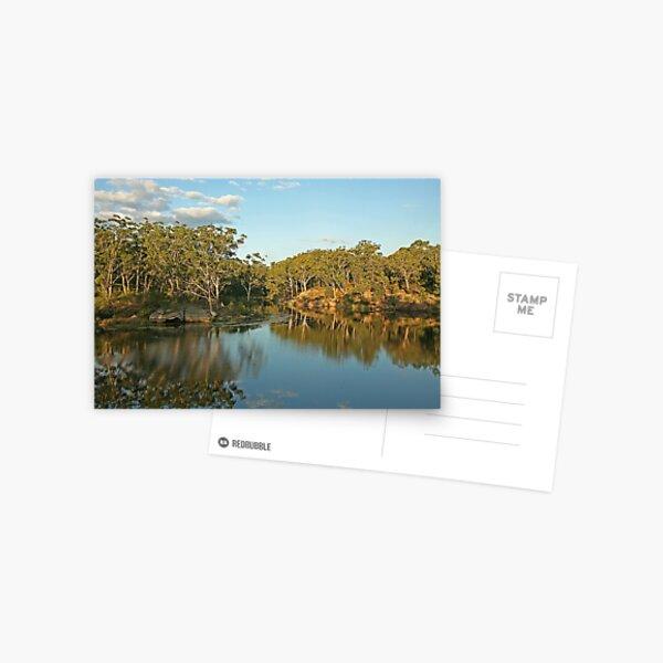 Lake Parramatta Postcard