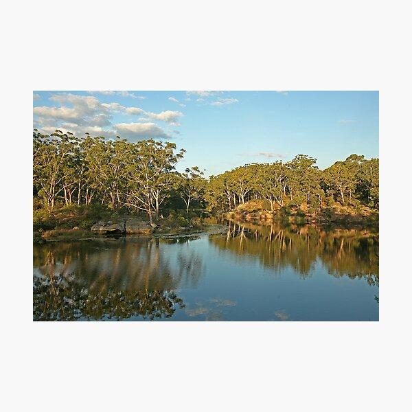 Lake Parramatta Photographic Print
