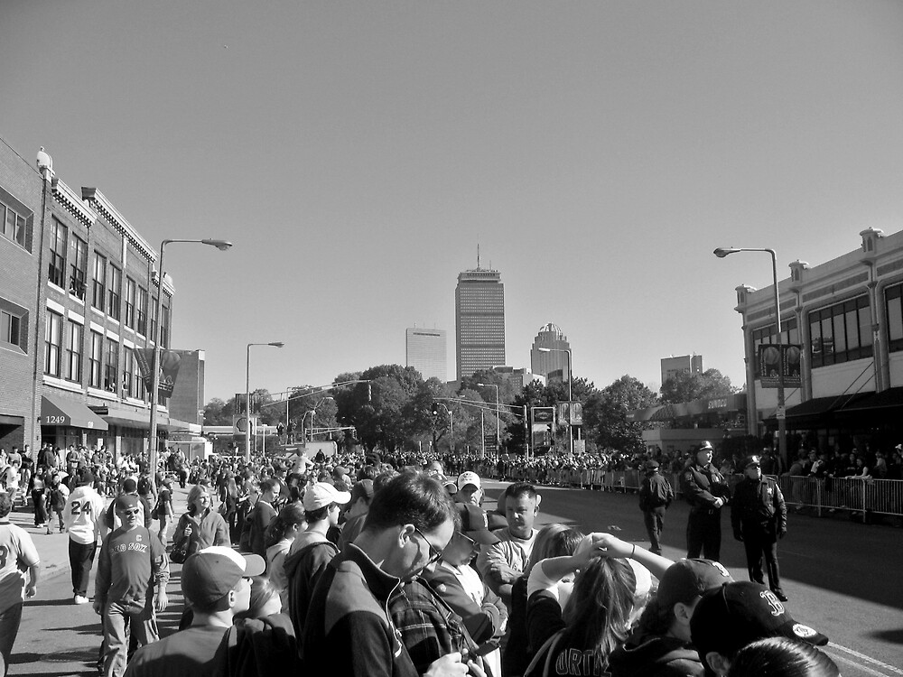 Boston You're My Home. by Tommy Seibold