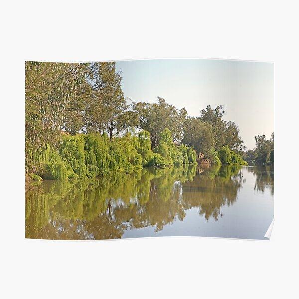 Macquarie River Poster