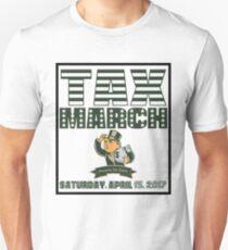 Anti Trump Tax March T-Shirt