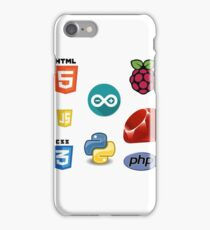 Programming langage  iPhone Case/Skin