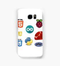 Programming langage  Samsung Galaxy Case/Skin