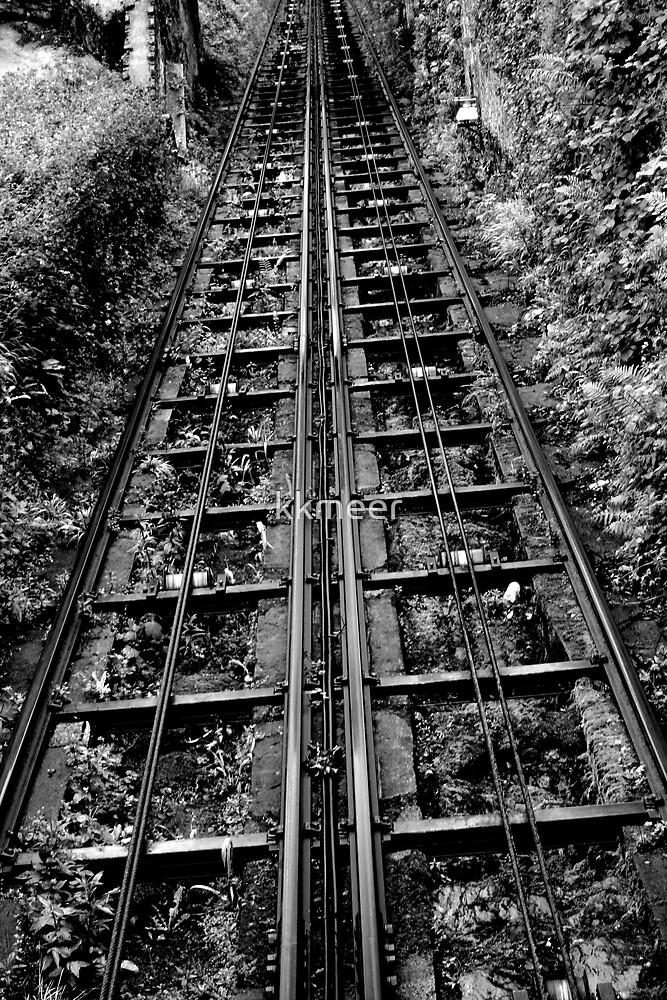 Lonely Track by kkmeer